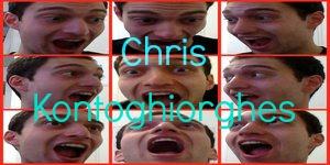 chris badge